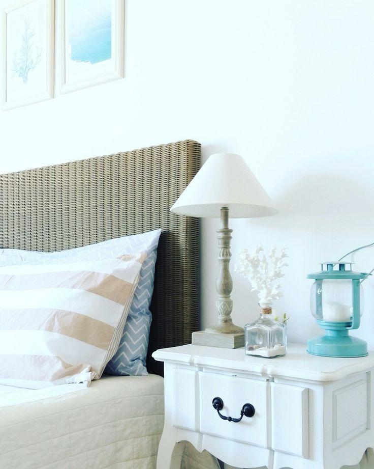 #coastal #bedroom #bedroom #corail