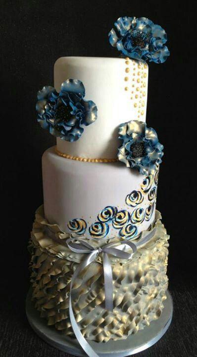 Happy Birthday Virgie Cake