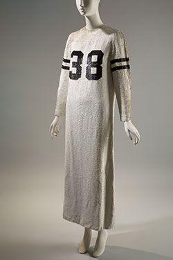Football jersey dress plus size