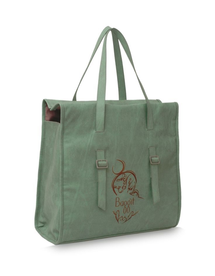 Willow Moly Mint Green   Buy Now at : www.baggit.com