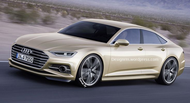 "New Report Talks About ""Dramatic"" 2017 Audi A7 Sportback With Up To 575HP"