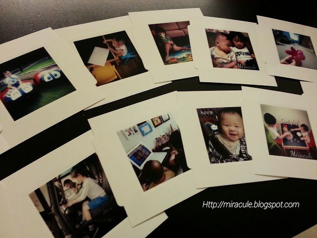 Miracule | A Singapore Mom Blogger: Review on the Canon Selphy CP910 Photo Printer