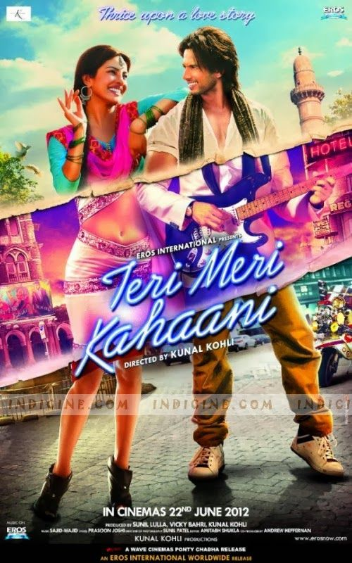 Teri Meri Kahaani (2012) Hindi Movie Watch Online Full Length HD 720p (Teri Meri Kahani)http://imobilemovies.net/