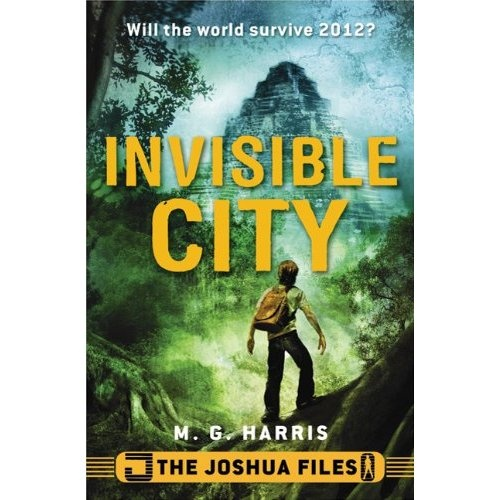 joshua files invisible city book review