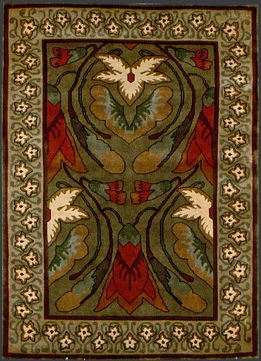 Arts and Crafts Rugs | Indian Arts and Crafts Oriental Rug #39453. Oh oh ohhhhh
