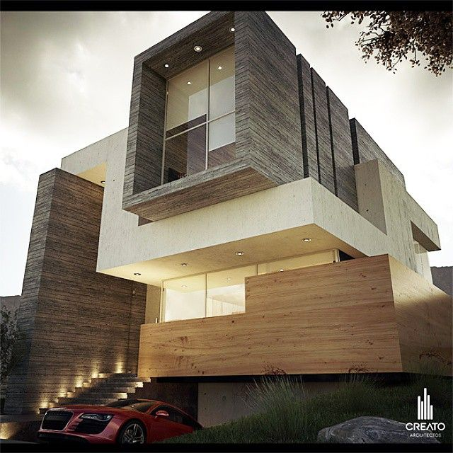By @creatoarquitectos ft. @architecture_hunter ©Architects_ms