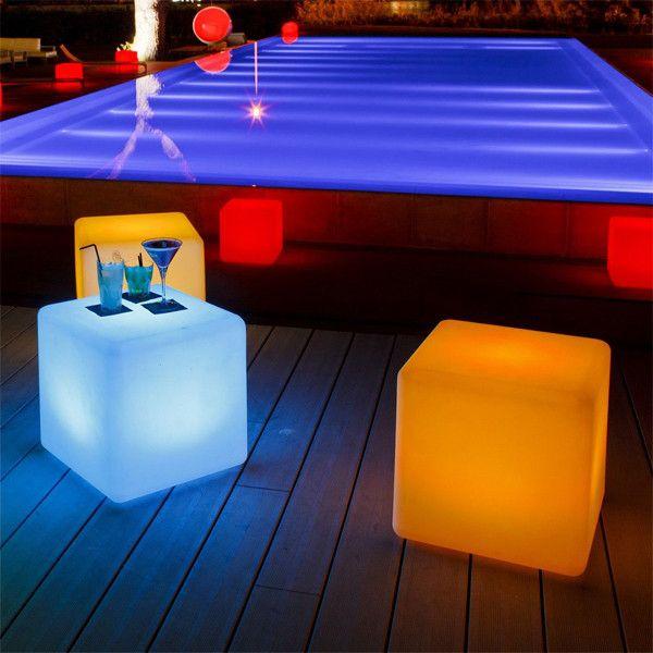 Cube Led Lamp 12 Leds Cube Light Solar Led Lights Led Lights Price