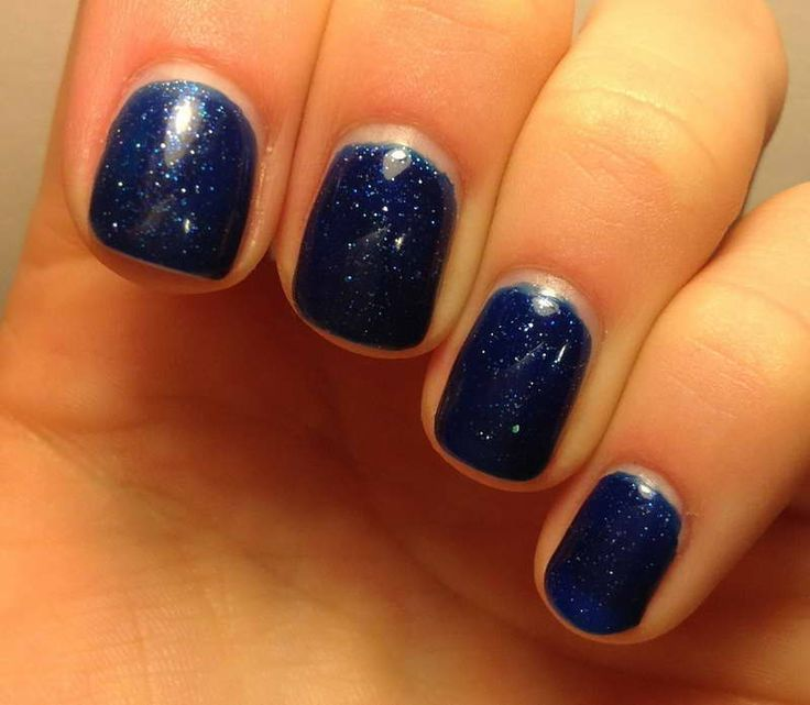 26 Impossible Japanese Nail Art Designs: 1000+ Ideas About Blue Gel Nails On Pinterest