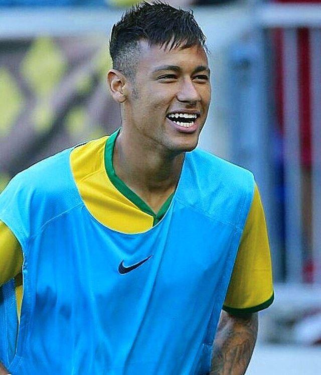 Neymar Da Silva Santos Junior: 133 Best Images About •Neymar Jr.• On Pinterest