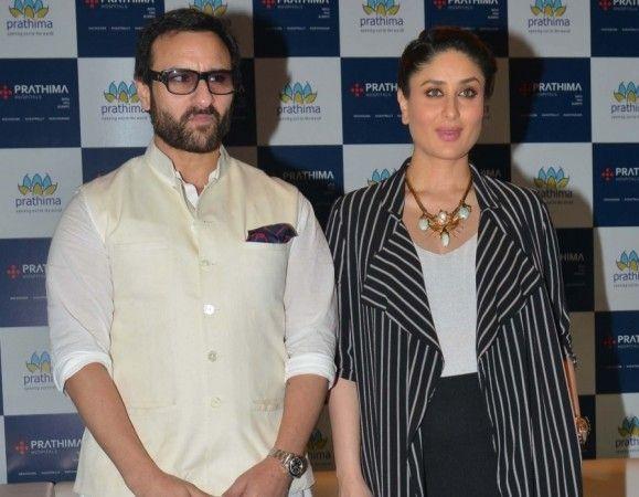 Taimur Ali Khan Pataudi: Is this the first photo of Kareena Kapoor Khan and Saif Ali Khan's son?