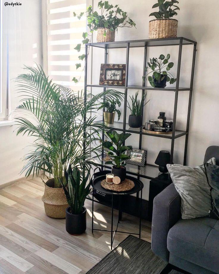 Liebst du Pflanzen? Wenn Sie einen grünen Daumen haben, müssen Sie unbedingt einen Platz haben, um die Ergebnisse zu präsentieren! Ein Bücherregal dreht sich komplett dank …