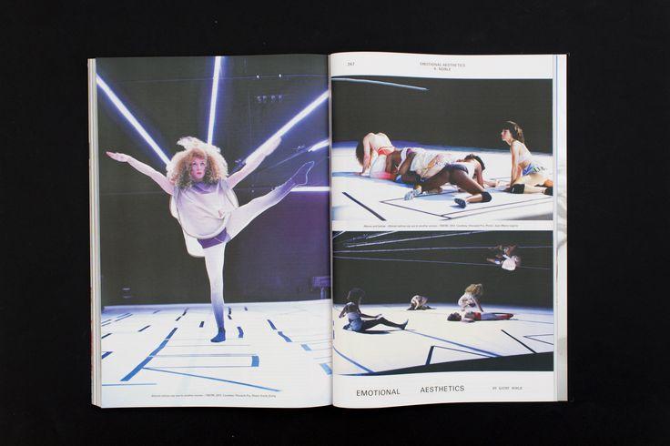 Mousse Magazine 54 ~ #francoischignaud #ceciliabangolea #kathynoble #performance #dance #moussemagazine #contemporaryart #art #magazine