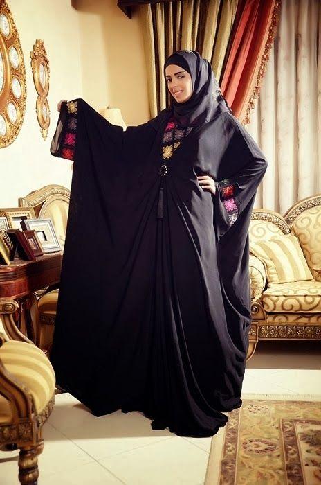 Alkaram Qadri Abaya Designs 2014-2015 | Islamic Clothing for Muslim women