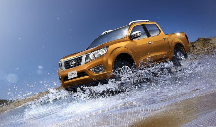 Nuevo: Nissan NP300 Frontier — Info Sobre Ruedas - Noticias de Autos en Argentina