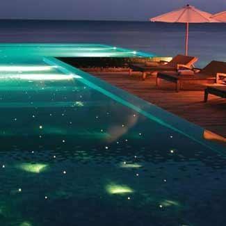 Celestial pool lights