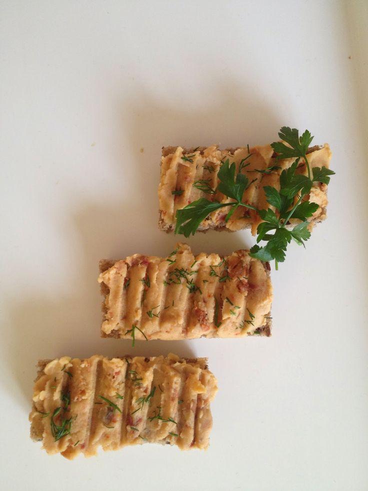 """""""Pasta z czerwonej soczewicy"""""""