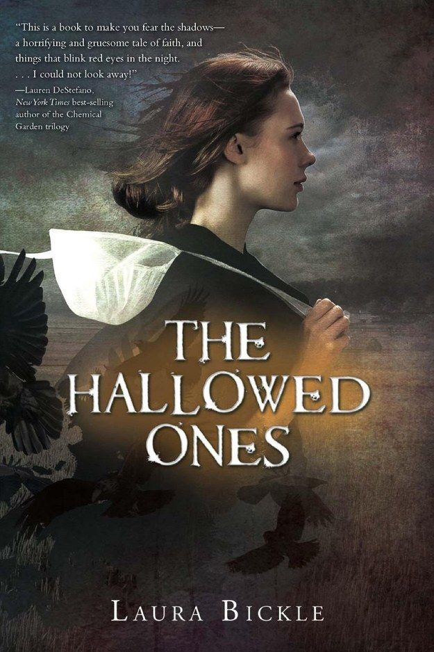 Some of these certainly have promise. The Hallowed Ones by Laura Bickle | 13 Young Adult Novels To Spook You This Halloween
