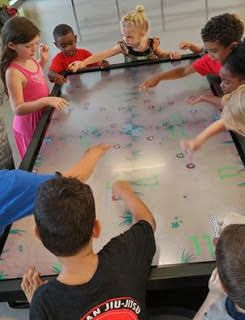 How to use touch screen technology in the 21st century classroom