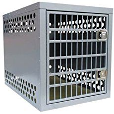 What is the Best Indestructible, Heavy Duty Dog Crate? We look at a range of strong escape proof dog crates for sale that will prevent your pooch from esc