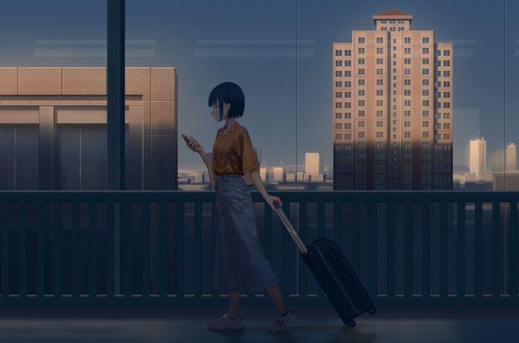 Anime. If you like it. Follow me pls 💓 Wallpaper Abyss