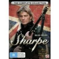 Sharpe played by Sean Bean