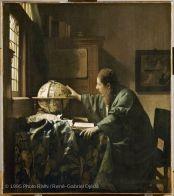 Johannes Vermeer, L'Astronome, 1668 | Musée du Louvre | Paris (p.21)