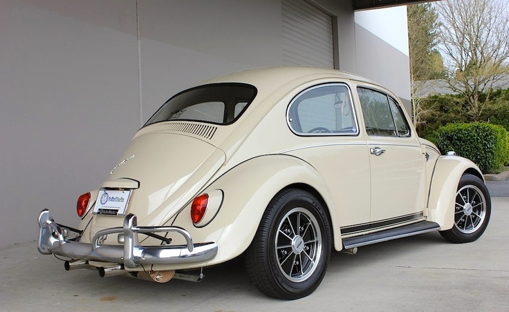 67' Beetle   Sweet 67 Looker (but i like the euro 67 lights more), nearly the same color as my old 67.