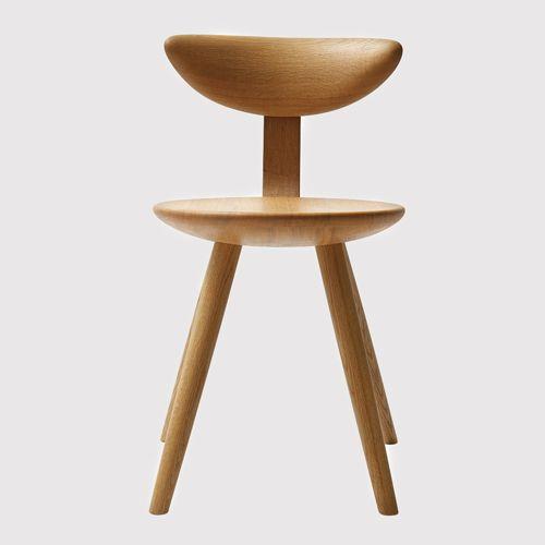 Sori Yanagi, Oak Side Chair (1950s)