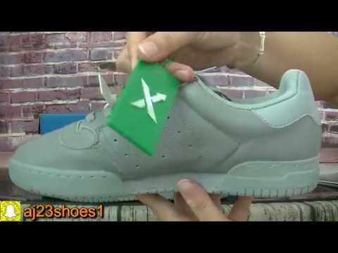 860a32ae9 Unboxing Latest Adidas Originals YEEZY POWERPHASE CALABASAS Shoes HD rev.