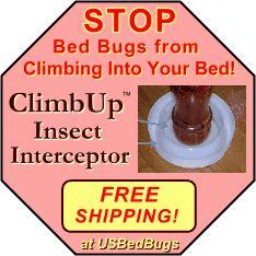 E University Of Florida Bed Bug Traps