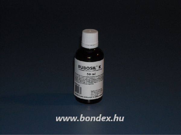 Katalizátor Rubosil önthető szilikonhoz 50 ml
