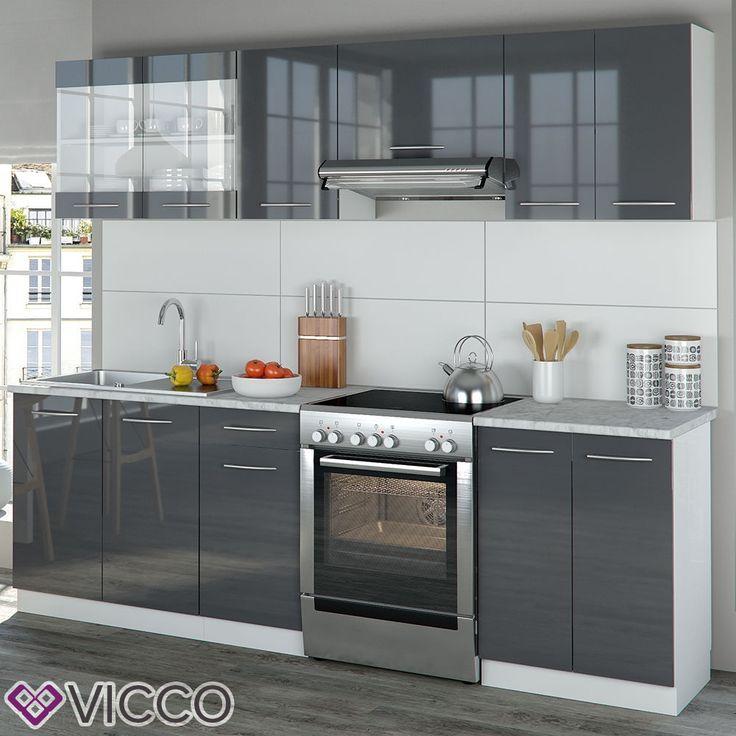 Die besten 25+ Einbau von küchenschränken Ideen auf Pinterest - k chen g nstig kaufen ebay