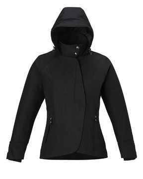 SKYLINE LADIES' CITY TWILL INSULATED JACKETS WITH HEAT REFLECT TECHNOLOGY