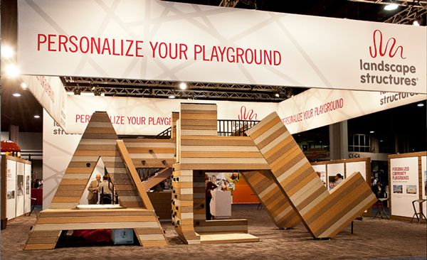 NRPA 2011 - Tradeshow Exhibit on Behance