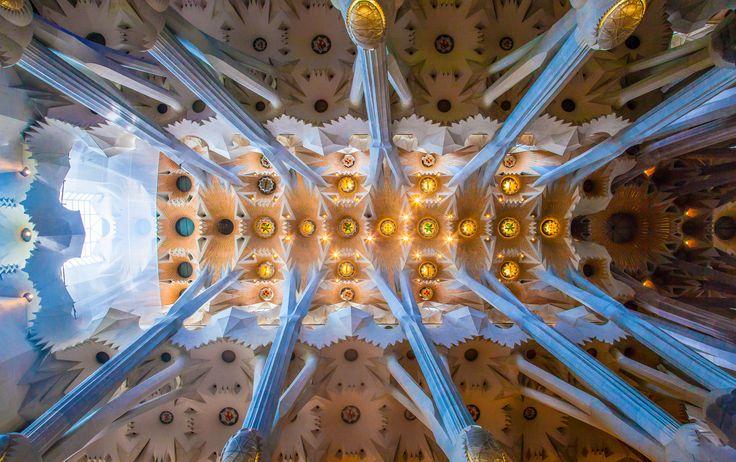 La Sagrada Família by Harald Roman on 500px