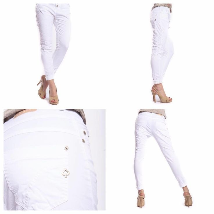 Maryley hvide jeans
