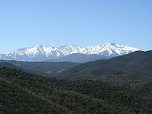 Pic du Canigou — Wikipédia