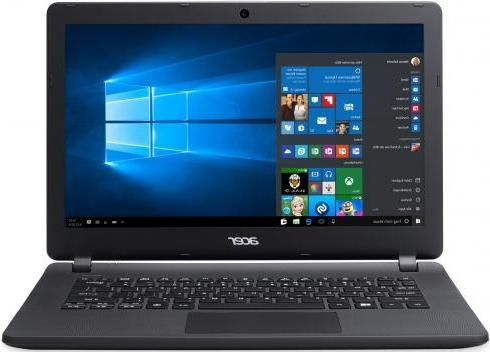 Ноутбук Acer Aspire ES1-331-C1KO 13.3 1366x768 Intel Celeron-N3050 Ssd 32 2Gb Intel Gma Hd черный Windows 10 Home NX.G13ER.004