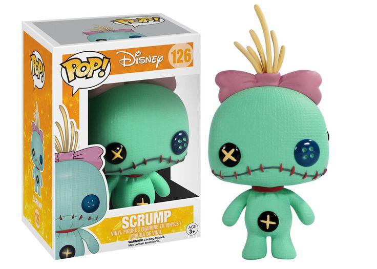 Disney Funko POP figurine Lilo & Stitch - Scrump - Funko POP!/Pop! Disney - Little Geek