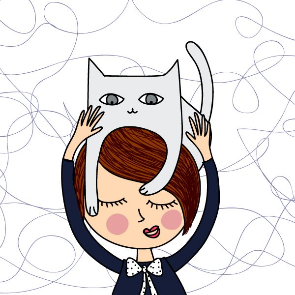 amor de gatito