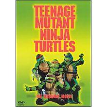 Teenage Mutant Ninja Turtles: The Original Movie DVD