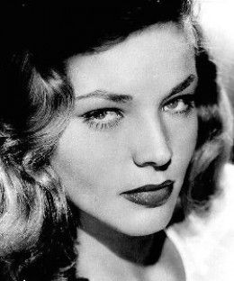 Classic Hollywood's Most Beautiful Actresses - Lauren Bacall
