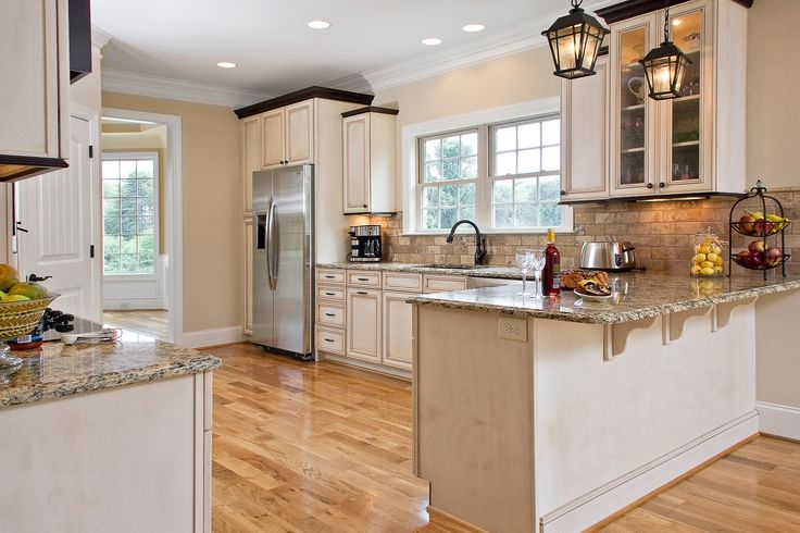 New Kitchen Kitchen Design Newconstruction New Construction Projects Pinterest Custom Cabinets Cabinets And New Construction