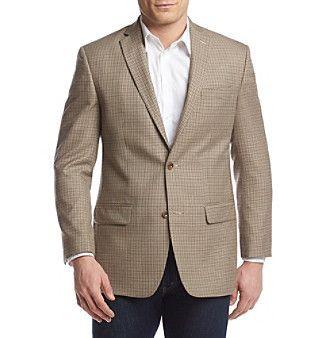 Michael Kors® Men's Classic Fit Houndstooth Sport Coat
