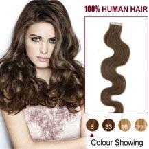 Human Hair Style.