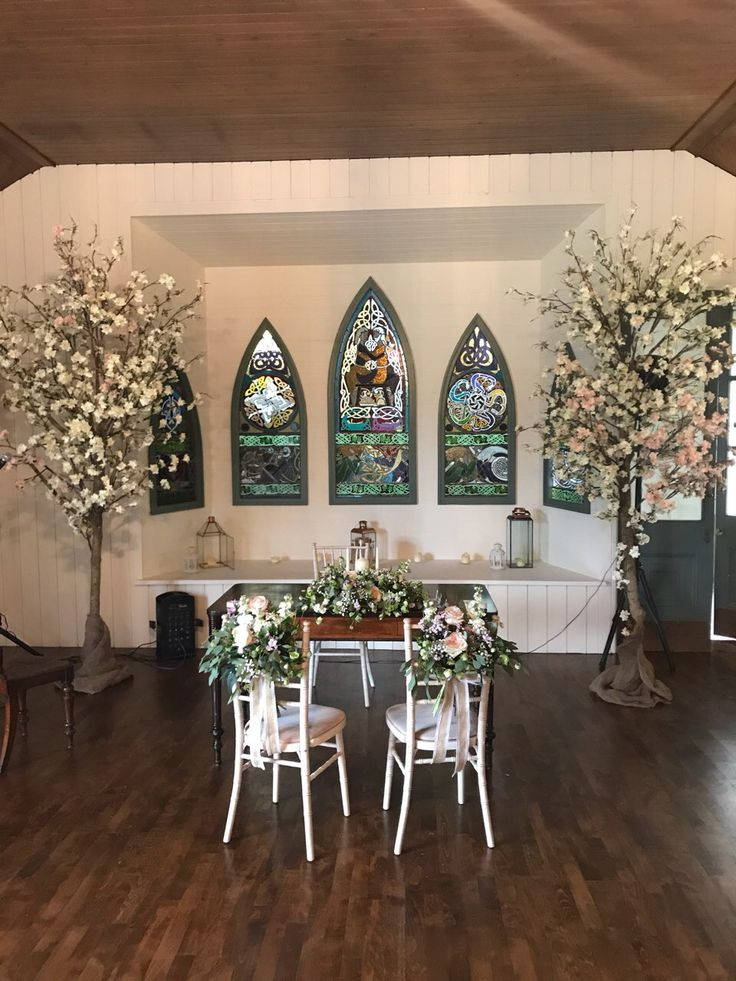 Altar arrangement ideas for your special day.