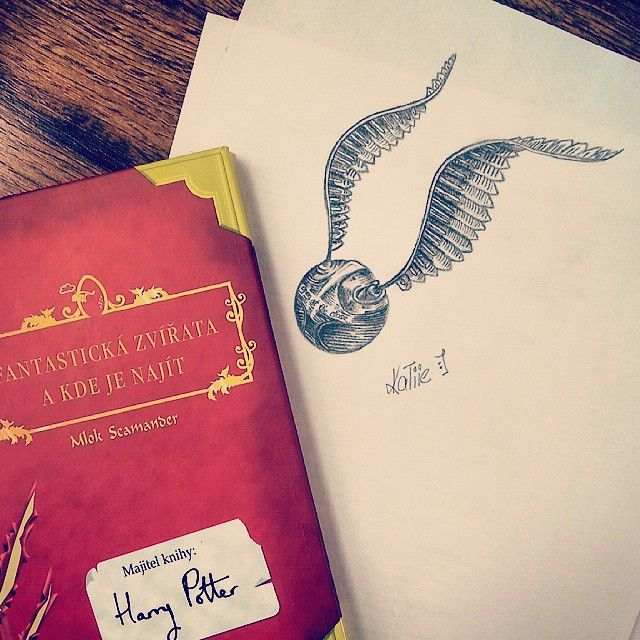 I open at the close. I need next tattoo)) goldensnitch! #potterhead #harry…