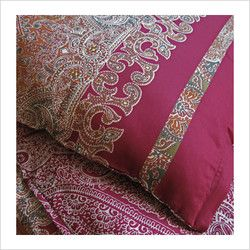 1000 images about bassetti on pinterest satin plaid for Tagesdecke paisley