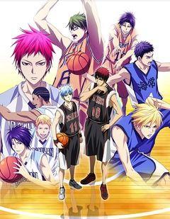 Обложка Kuroko no Basuke 3 / Баскетбол Куроко [ТВ-3]