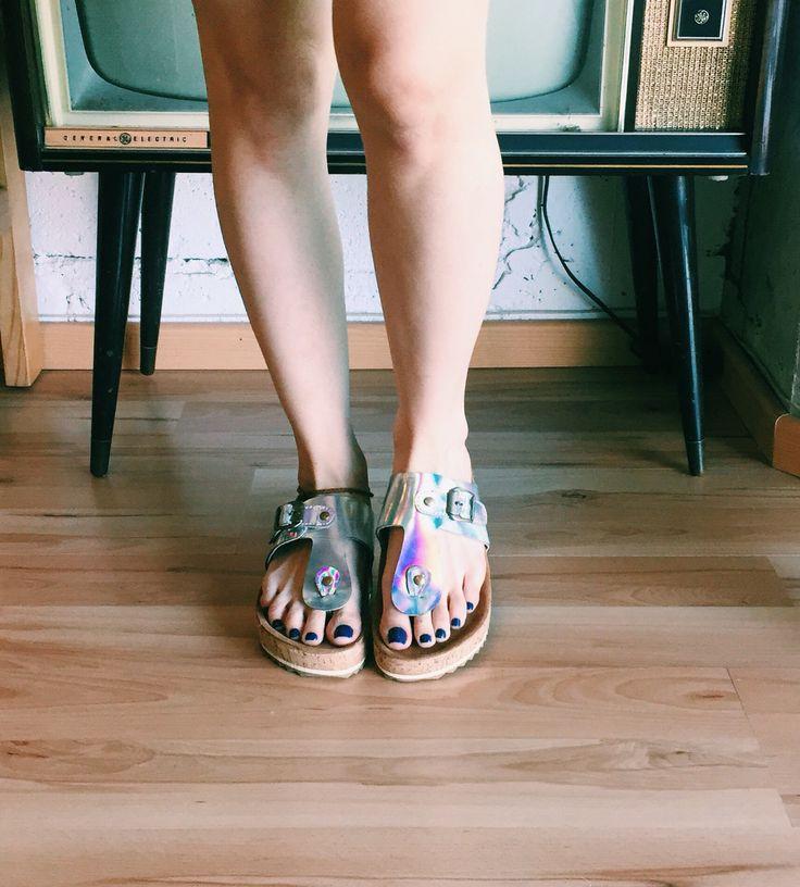 Zapatos Holograma G CERO